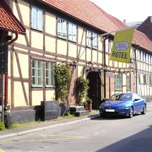 boka hotell i Ystad