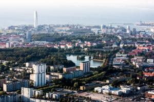reserelaterad text om Malmö
